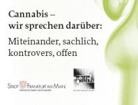 1. Fachtagung Cannabis Frankfurt