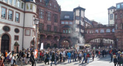 Foto vom Demo Umzug Global Marijuana March in Frankfurt am Main